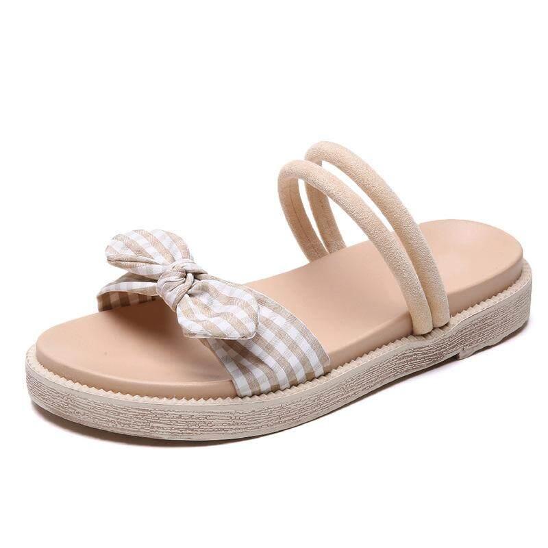 7b8a101c2 YOCHO Summer Pinch Casual Bohemian Diamond Sandal Women Gladiator Sandals  Roman Flats