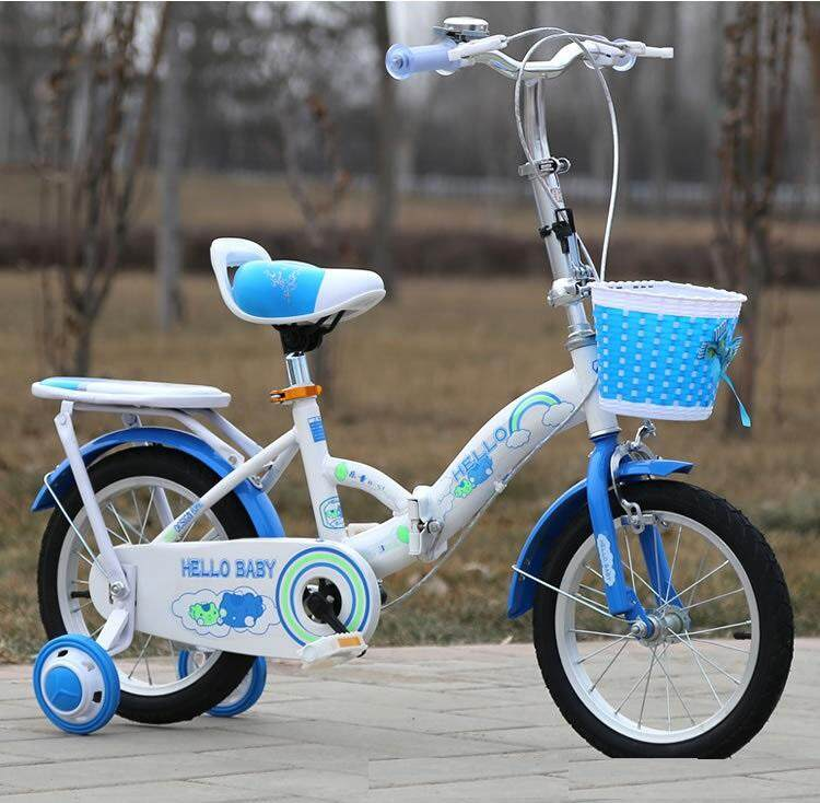18 Inch Foldable Girl Bicycle By Power Rider.