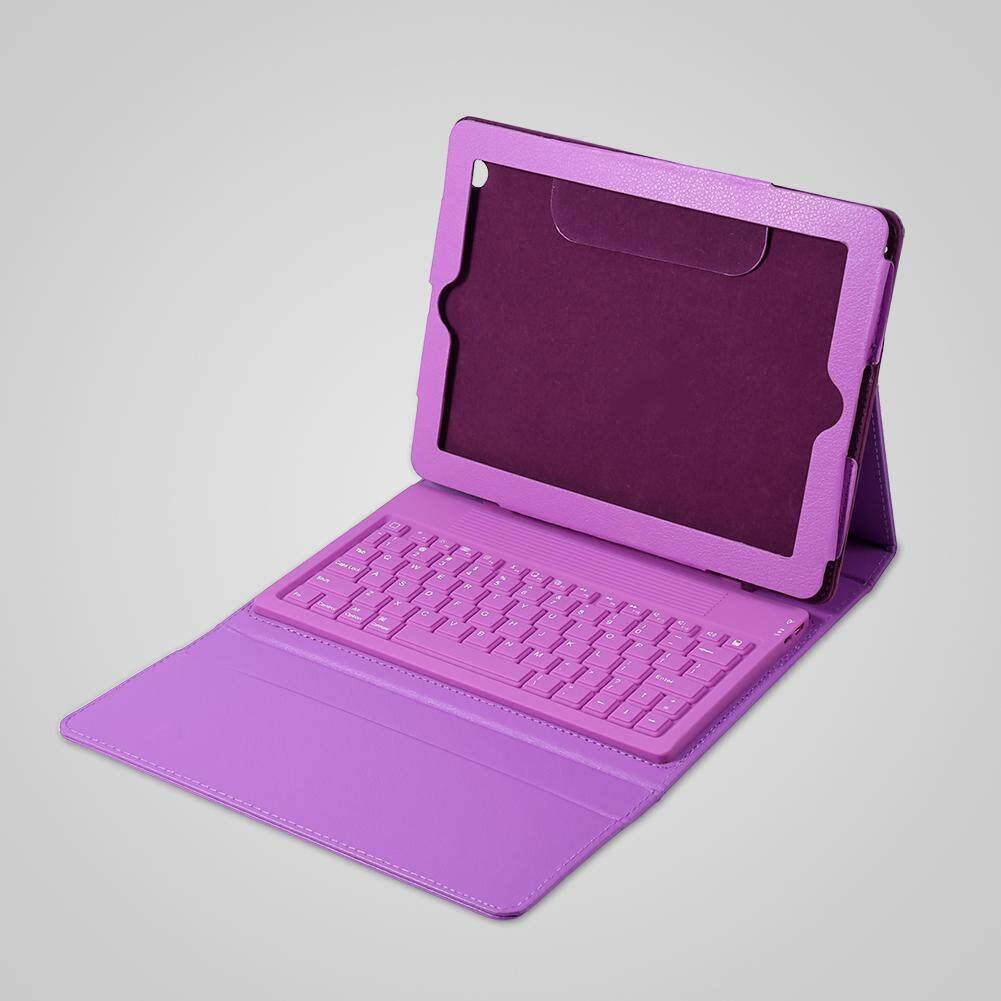 Stylish Wireless Bluetooth Keyboard Stand PU Leather Case Cover For iPad 2 3 4 Tablet Malaysia