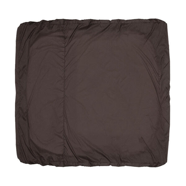 Brown Bathtub Hot Spring Dust Cover Protective Bag Easy To Use Effectively Prevent Dust Waterproof Fabric Suitable For Outdoor Square