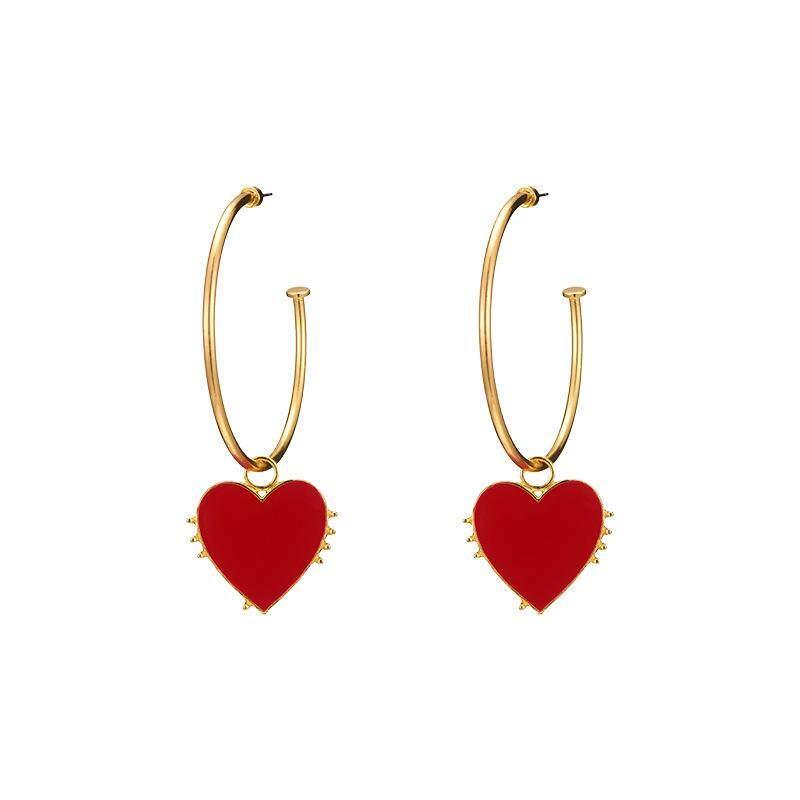 219c6617d Hoop earrings - Buy Hoop earrings at Best Price in Malaysia | www ...
