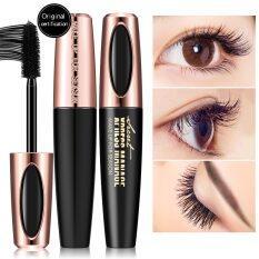 Eye Makeup Mascara Thick Lengthening Curling Eyes Mascara Waterproof Long-lasting Smudge-proof Eye Cosmetics Tool