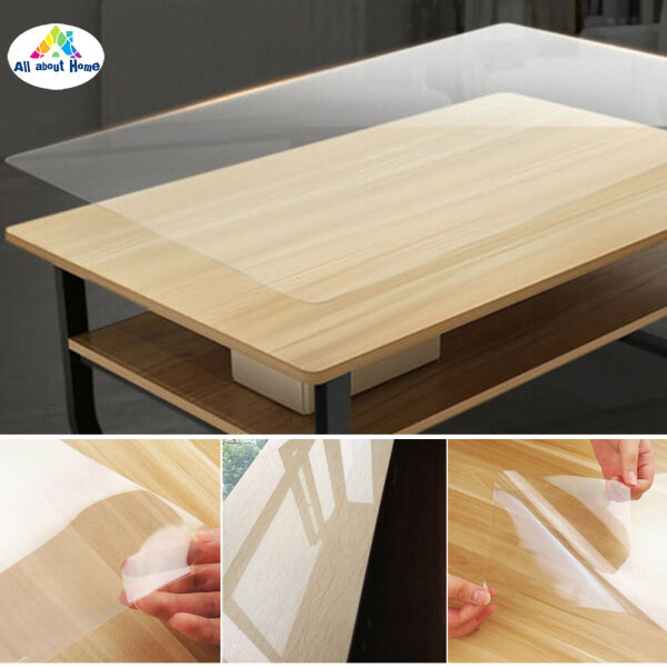 ABH Transparent Protective Film Furniture Surface Protector Desk Table Anti-scratch Film