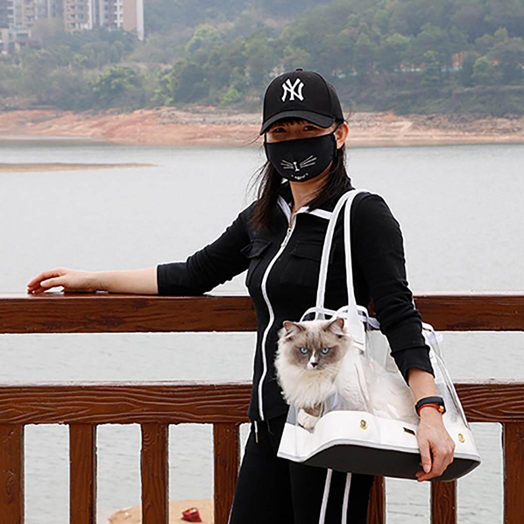 Thú Cưng Tàu Sân Bay Sáng Tạo Thoáng Khí Cho Thú Cưng Tàu Sân Bay Ví Thú Cưng Du Lịch dành cho Mèo Con Chó Con - 3