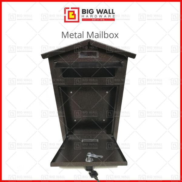 Big Wall Quality Rust-Resistant Mail Box Peti surat 邮箱