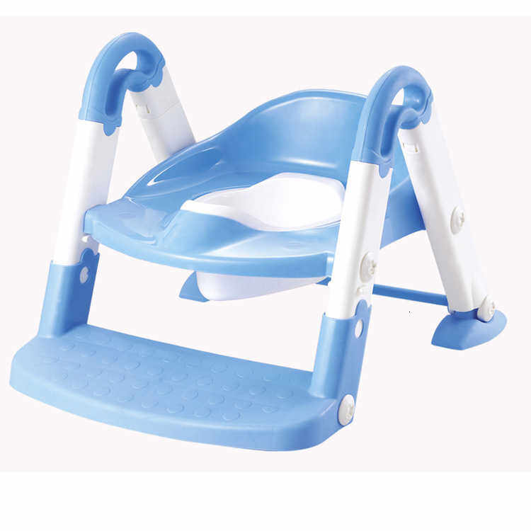 Children Closestool Pedestal Pan Baby A Potty Child Baby Three Use Closestool Ladder Non-slip Jitter