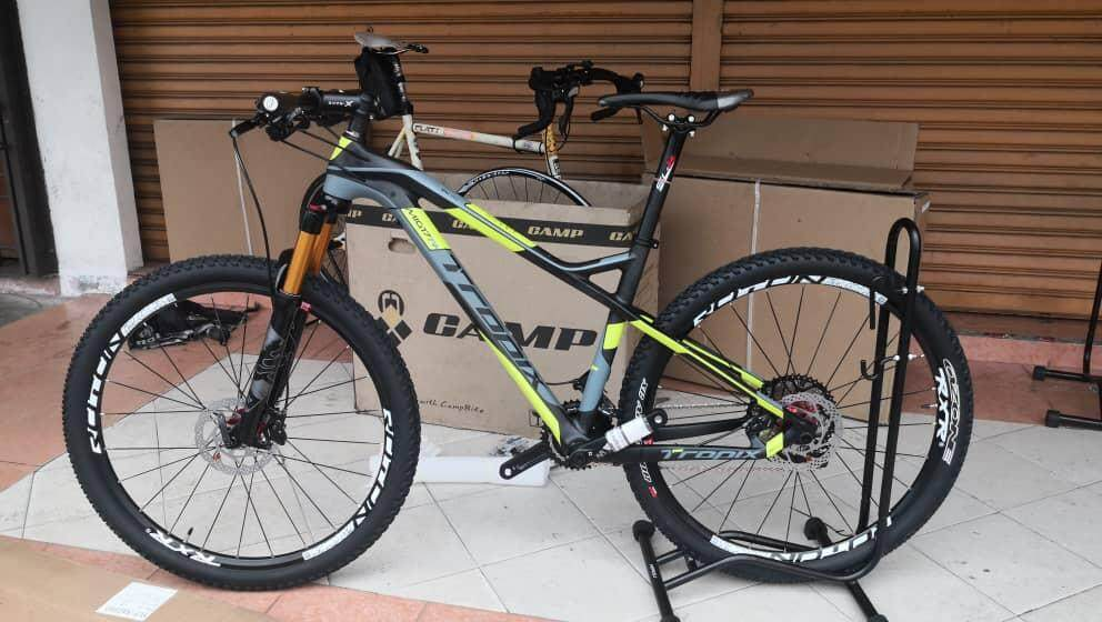 Tropix Carbon 2x11sp Mtb 27.5 11.5+-Kg By Cyclepro Sports Trading.