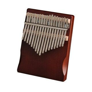 17 Phím Kalimba Gỗ Thông Nhạc Cụ Ngón Tay Piano Ngón Tay Cái Cho Người Mới Bắt Đầu thumbnail
