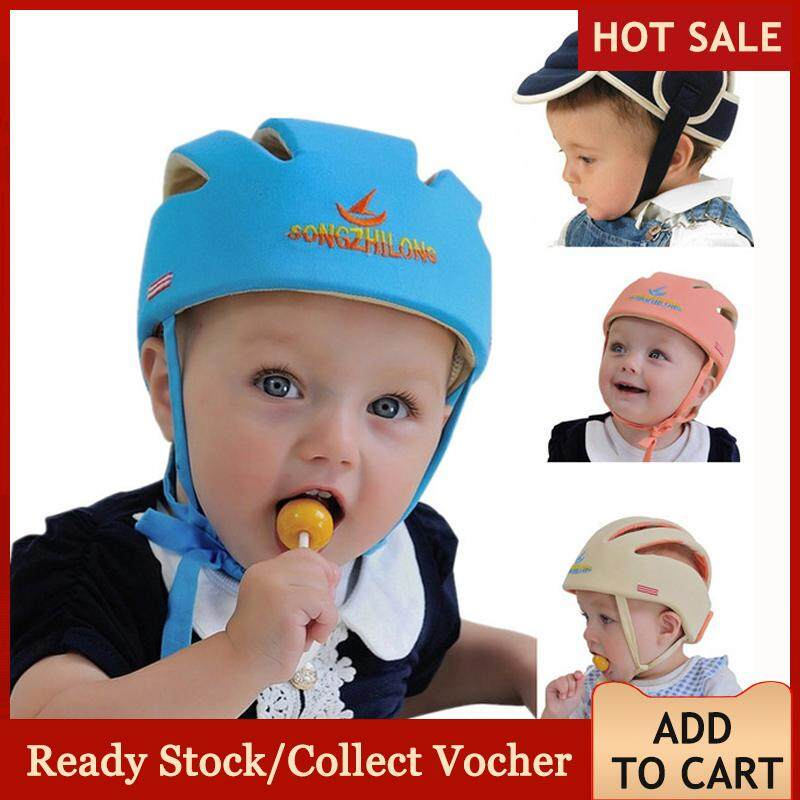 Safety Helmet For Walking Baby Head Guard Cap Kid Protect Hat Infant Toddler Cap