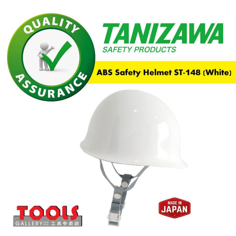 TANIZAWA ABS Safety Helmet ST-148 (White)
