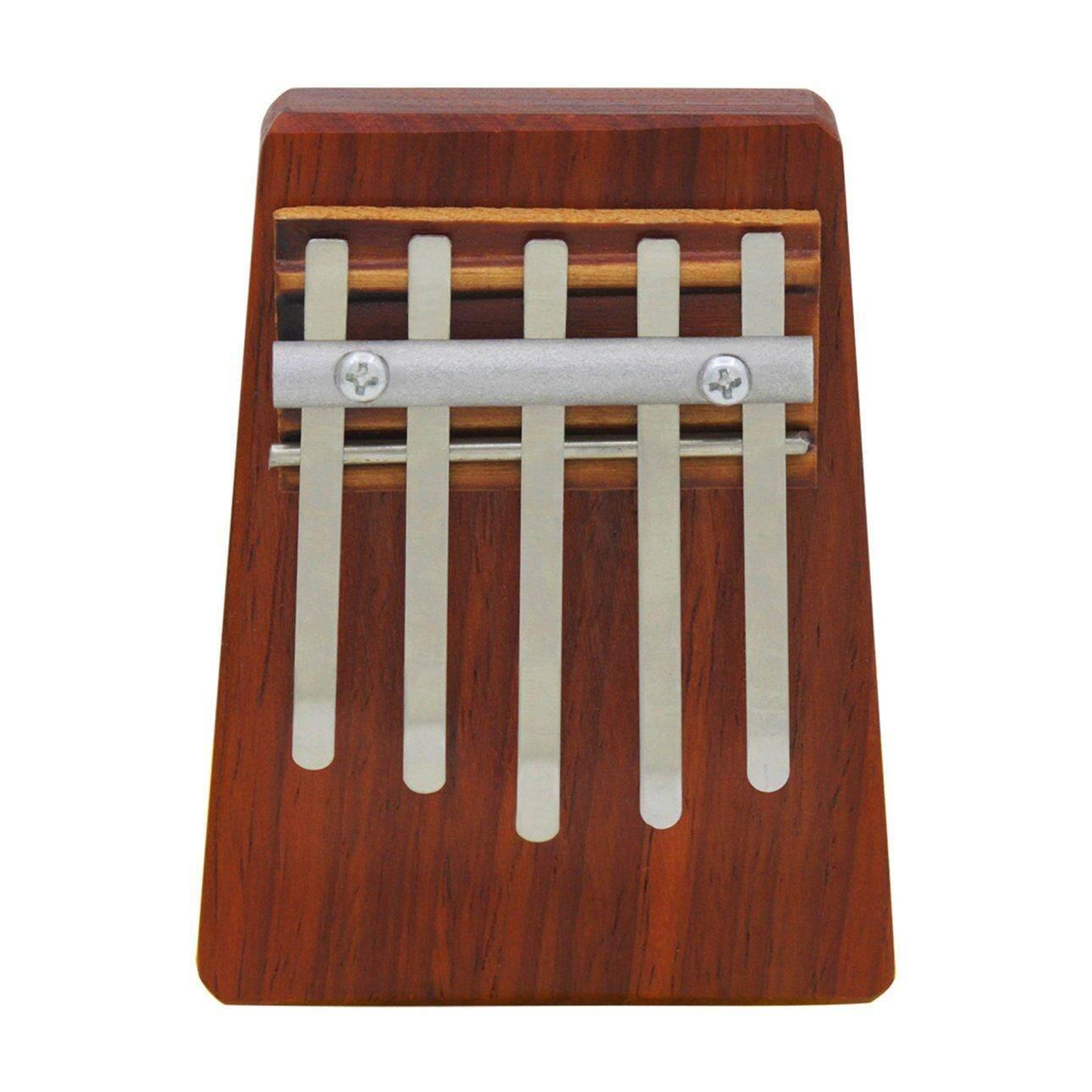 Bán Chạy nhất Ngũ Gỗ Gụ Ngón Tay Cái Đàn Piano Acacia Muka Bahrain 5 màu Ngón Tay Đàn Piano