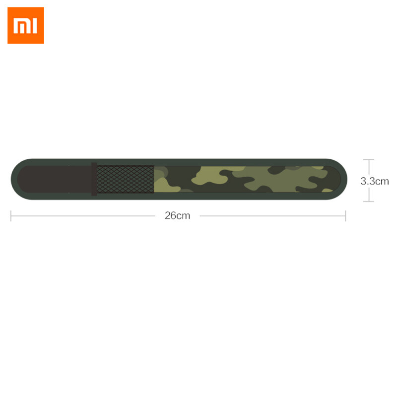 Xiaomi Clean-n-Fresh Plant Mosquito Repellent Bracelet Natural Long-term Comfortable Healthy Fashionable Adjustable Mosquito Repellent Bracelet  Drive Away Mosquitoes For Children Adult