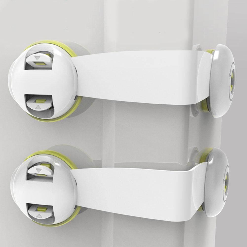 Plastic Cabinet Door Drawers Security Lock Multi-function Furniture Protector