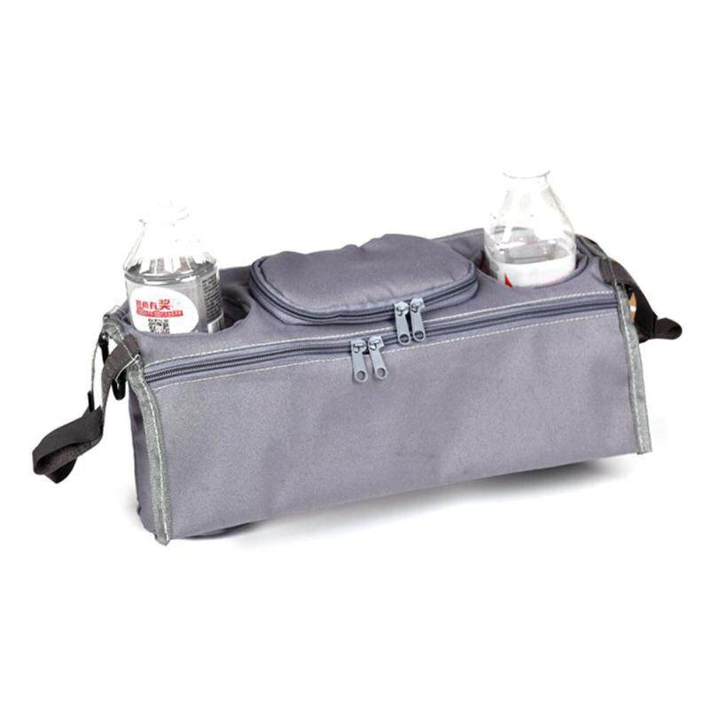 Hobaby Baby Stroller Organizer Bag Pram Storage Bag Diaper Bag Hanging Bottle Holder Hanging Pallets Bag Singapore