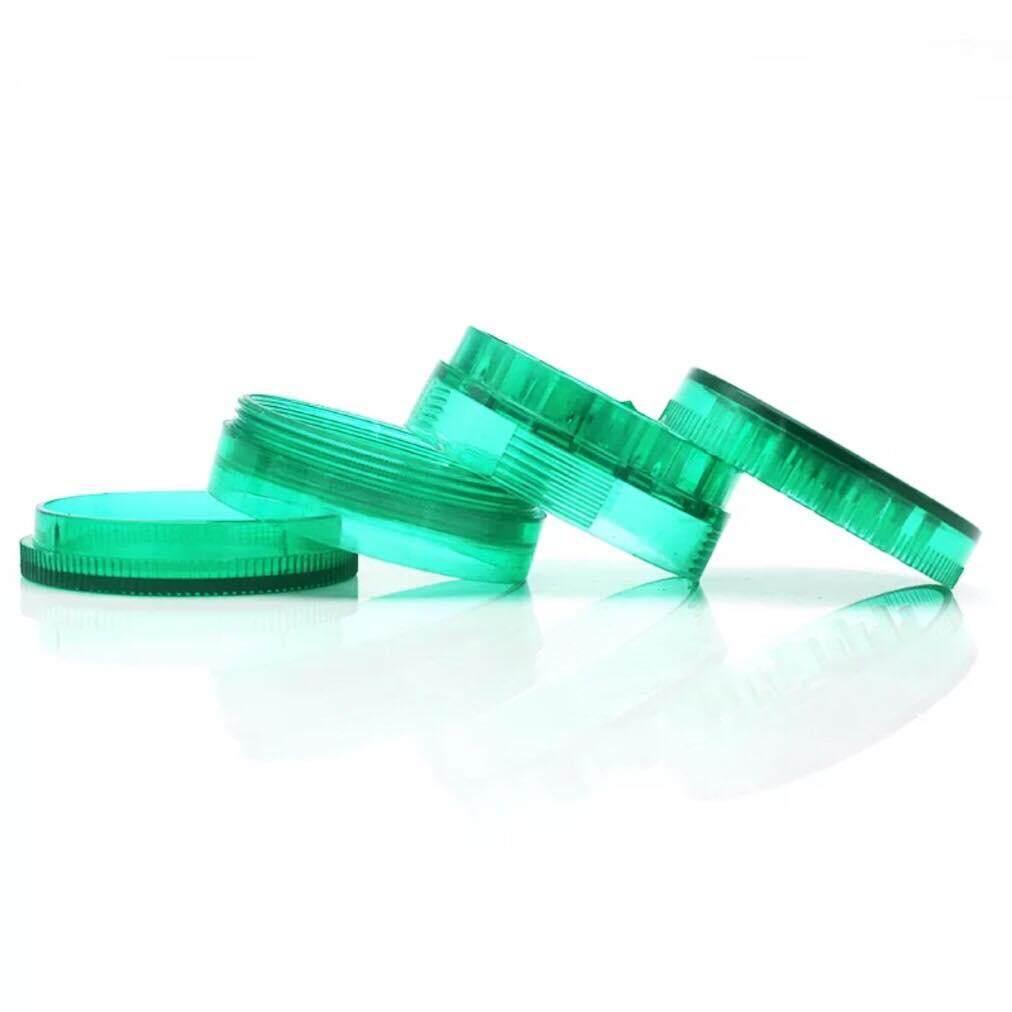 60*35mm Plastic Herb Grinder