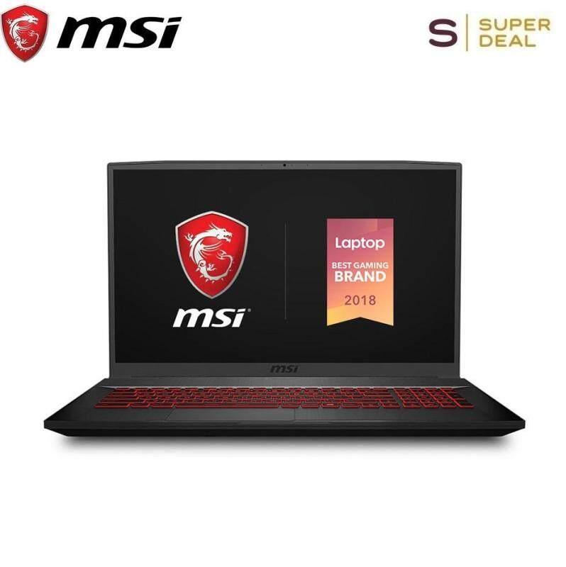 MSI GF75 Thin 9SC-027 17.3  Gaming Laptop (Thin Bezel ,i7-9750H,  GTX1650, 16GB, 512GB  SSD) Malaysia
