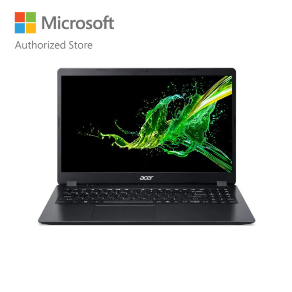 Acer Aspire 3 15.6 Inch Laptop A315-56-36JM (Intel Core i3-1005G1/4GB DDR4/512GB PCIe SSD) Malaysia