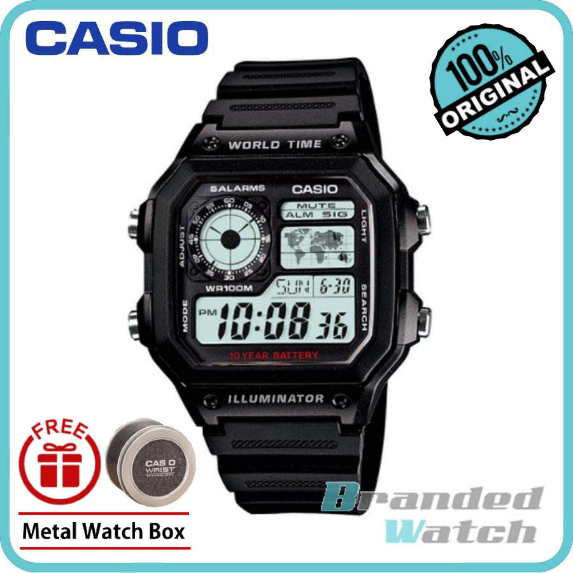 0099a7d8772 Casio Products for the Best Price in Malaysia