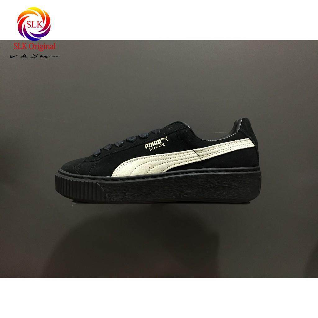 outlet store e1d42 6d501 Puma Fenty Creepers Black price in Singapore