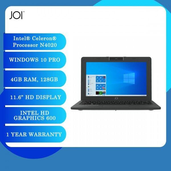 "JOI Classmate 10 (Celeron N4020,4GB,128GB EMMC, Intel , 11.6""HD,W10 Pro,Grey) Malaysia"