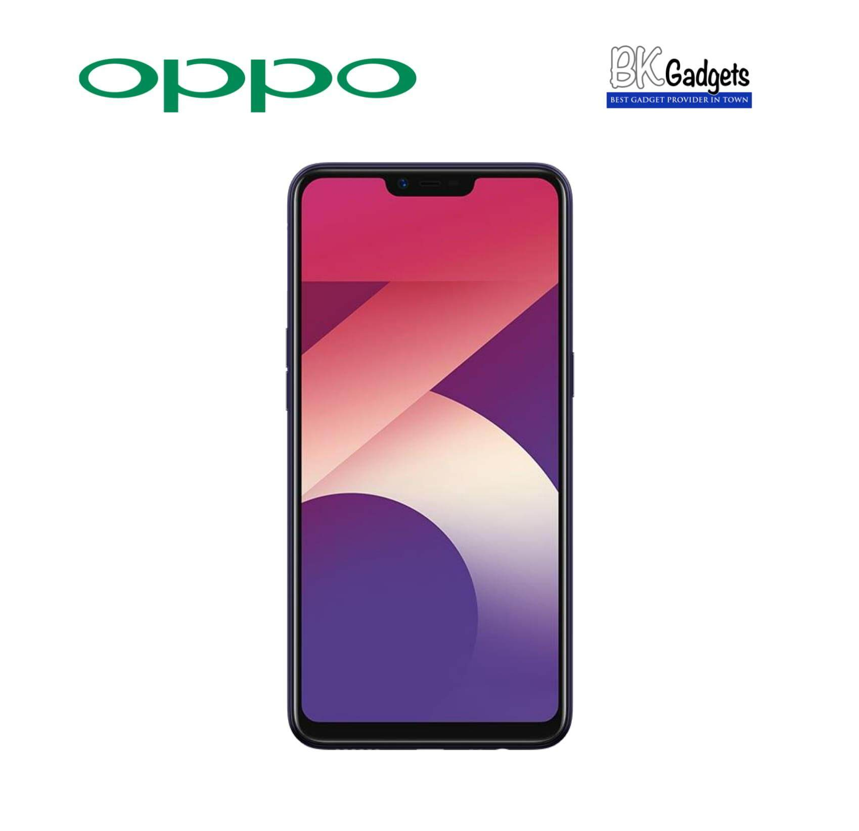 OPPO A3S 3/32GB Purple- Original from OPPO Malaysia 1 Year Warranty