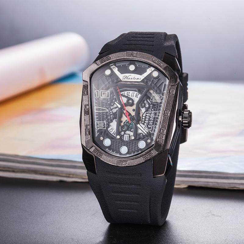Original 2019 Creative Design _RICHARD MILLE Watch Fashion Classic Retro Hollow Style Quartz Watch Top Luxury Brand Casual Sports Watch Malaysia