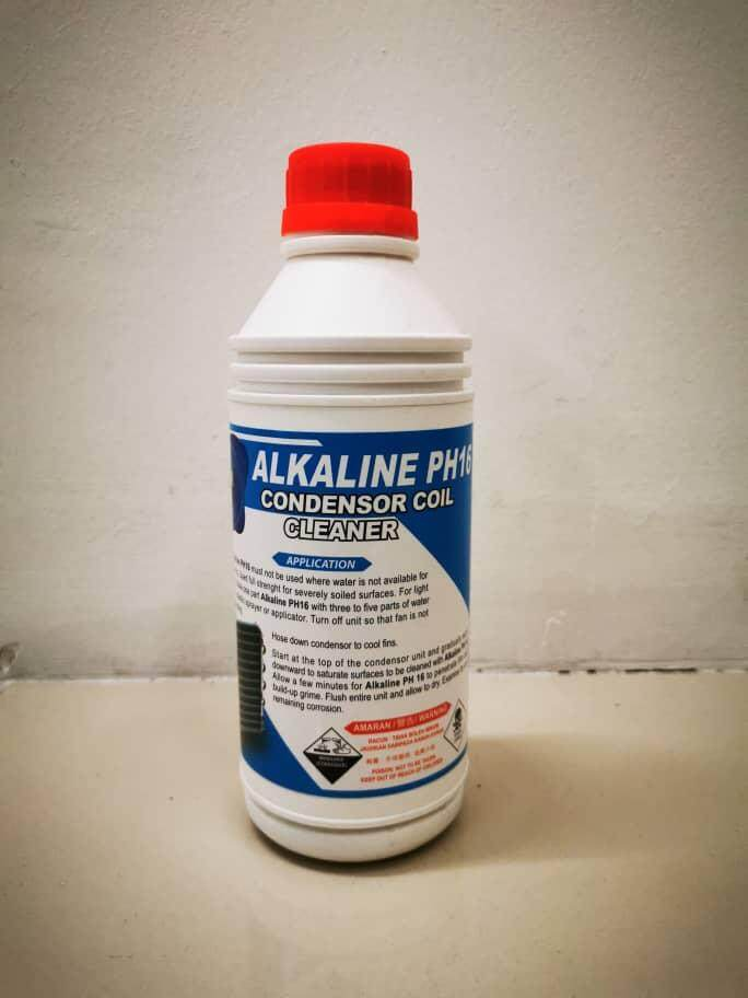 [1 LITRE] Alkaline Coil Cleaner for aircond servicing