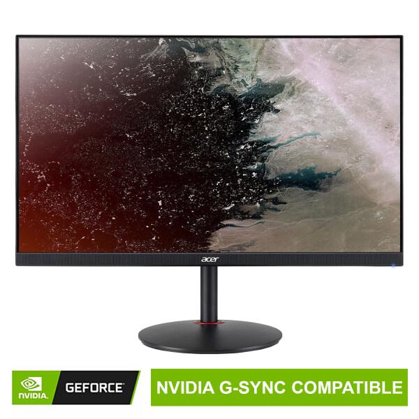 Gaming Monitor ACER NITRO XV240YP NVIDIA G-SYNC™ COMPATIBLE (24inch) Malaysia