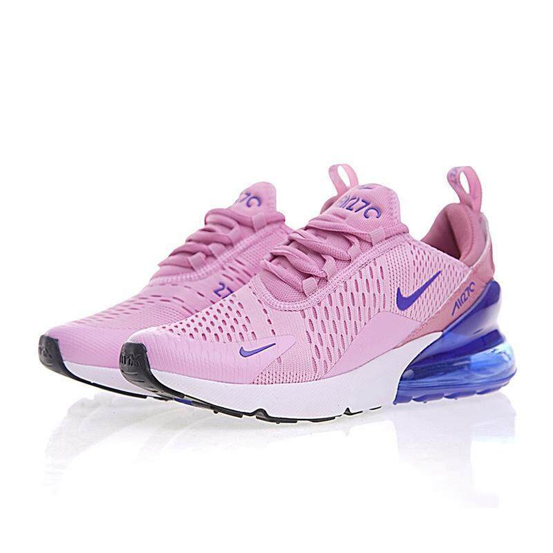 Travel shoes Good Shoes Nike_Air_MAX 270 men breathable comfort green running shoes sneakers High Quality Shoes