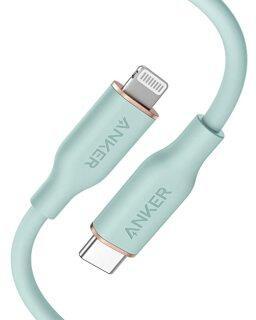 Anker Powerline III Flow, Cáp USB C Sang Lightning thumbnail