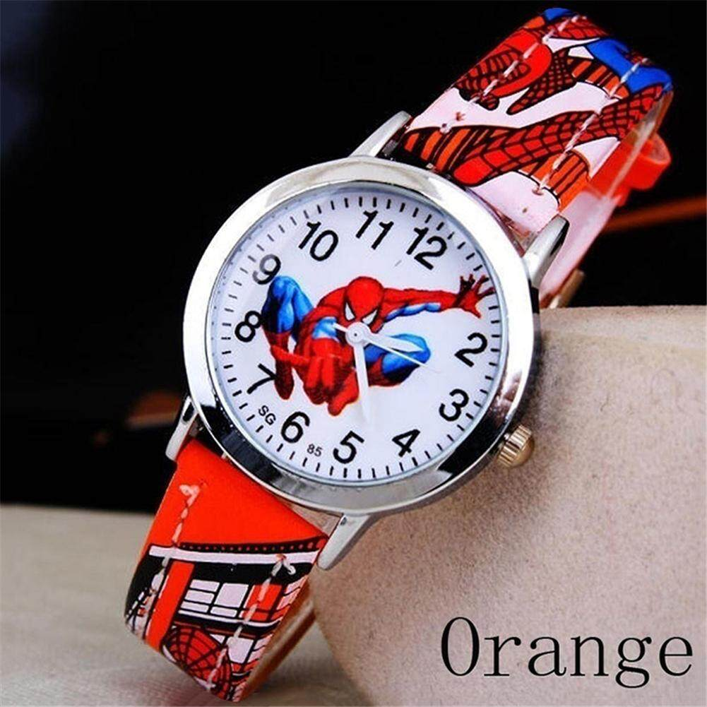 Cute Cartoon Watch for Students Pointer Quartz Casual Watch for Boys Malaysia