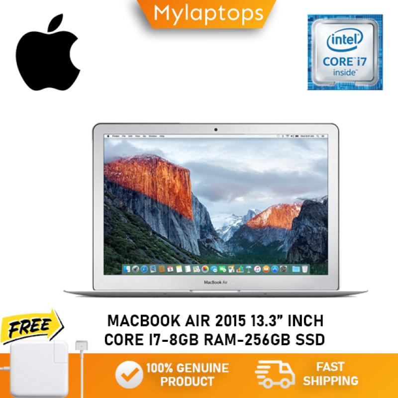 MAC BOOK AIR 13 INCH CORE i7 / 8GB RAM / 256GB SSD FLASH STORAGE / MAC_OS CATALINA Malaysia