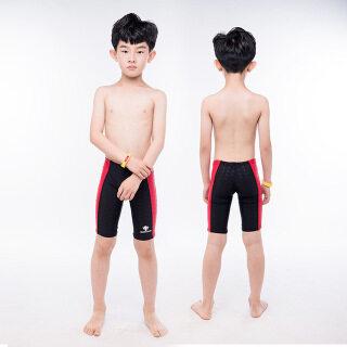 HXBY Bé Trai Đồ Bơi Đồ Bơi Nam Chuyên Nghiệp Cho Trẻ Em Bé Trai Đồ Bơi Nam Đua Cốp Xe Quần Bơi Đồ Bơi Nam Đồ Bơi Nam thumbnail