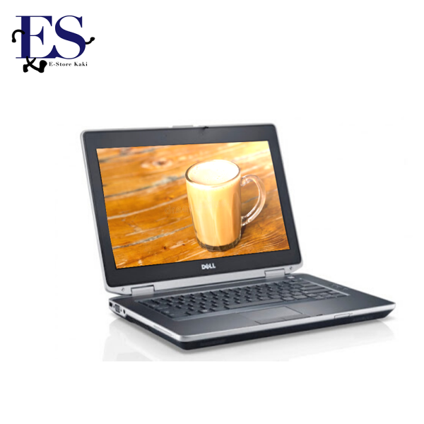 Dell Latitude intel core i5 ,4gb -8gb ,320gb,240gb,480gb,w10, Laptop Notebook Factory Refurbished Malaysia