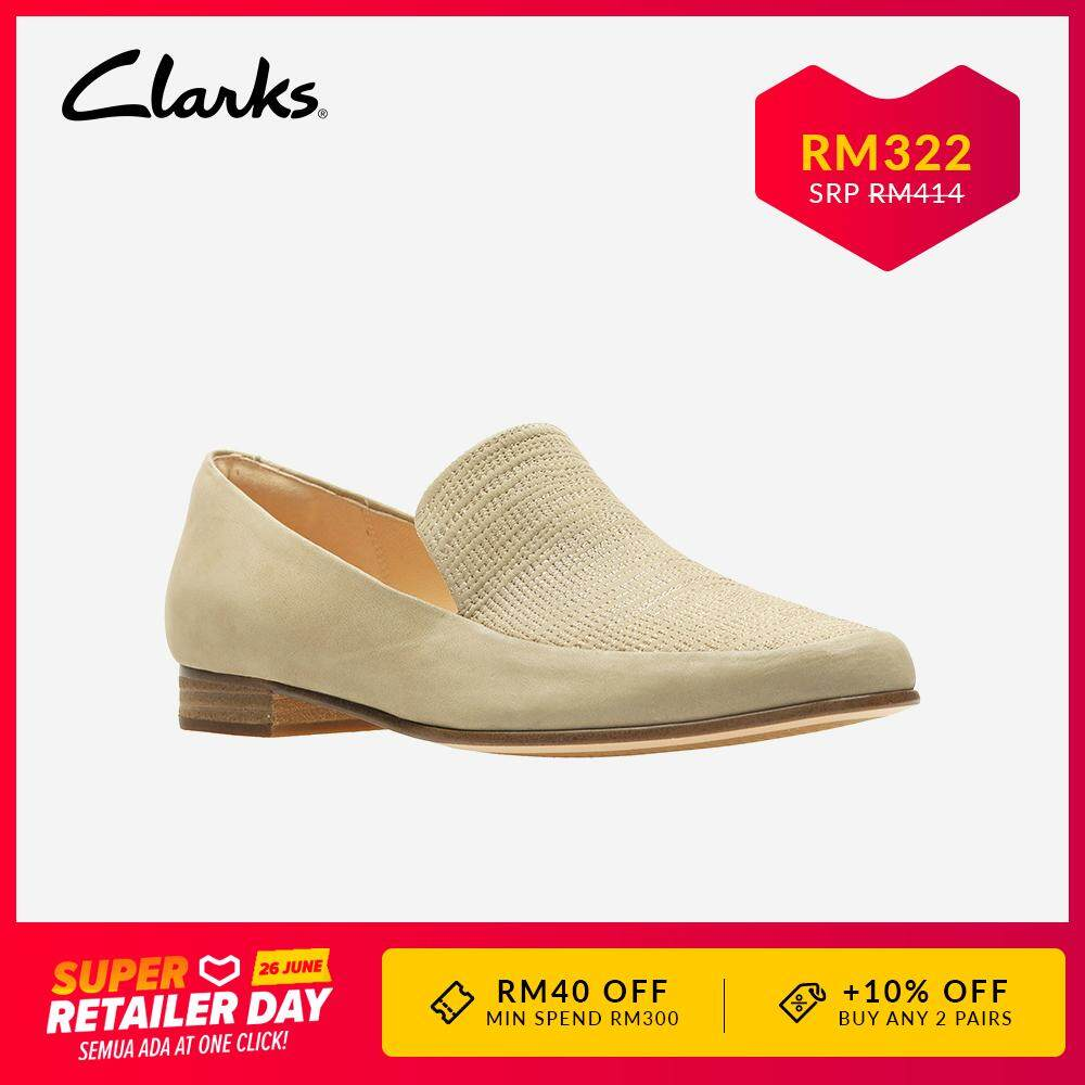 118a8b4e4b3 Clarks Women's Pure Sense Sand Nubuck Casual Shoes Fashion Comfort Durable  Comfort Durable