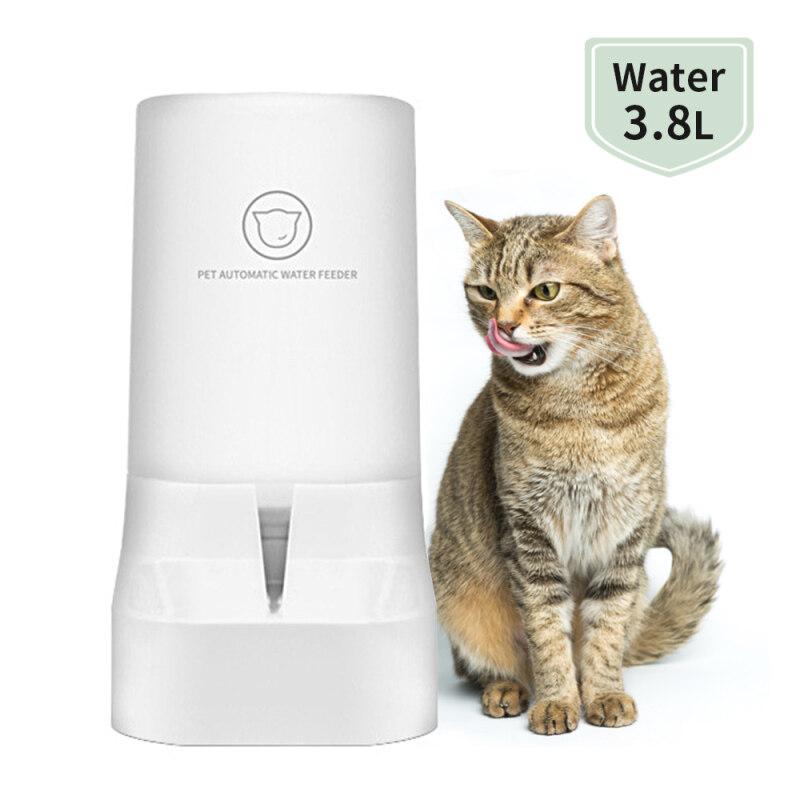 Bình đựng nước cho thú cưng, bình rót nước tự động dung tích lớn, đồ uống cho chó mèo