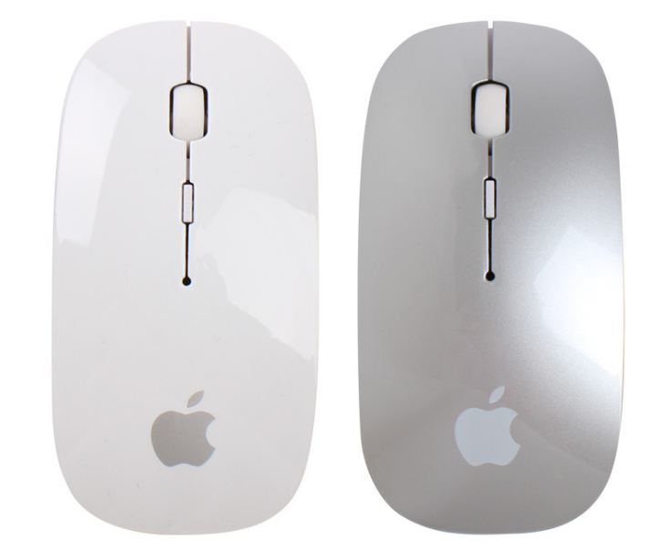 Suitable For Apple Wireless Bluetooth Mouse Notebook All-In-One Mouse Macbook Air Pro Charging Static.