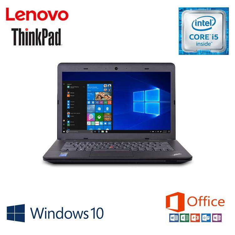 LENOVO THINKPAD EDGE E440  CORE I5-4300U G4/ 4GB RAM/ 500GB HDD/ W10PRO ( 1 YEAR WARRANTY ) Malaysia