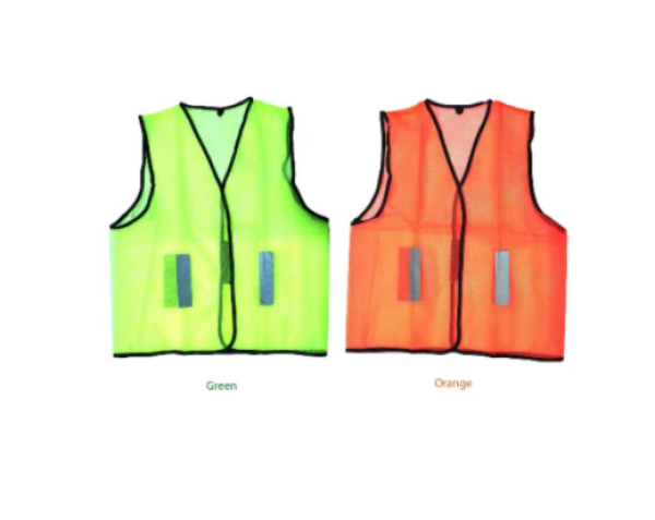Safety Vest With Mesh Fabric Ready Stock in Malaysia