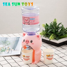 SEA & SUN Bình rót nước mini hình chú heo dễ thương đựng nước lạnh, sữa cho trẻ em, giúp trẻ tập thói quen uống nước – INTL