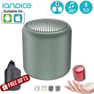Lanpice InPods Little Fun (ELEVEN PRO) Loa Bluetooth Mini Hộp Âm Thanh Di Động Không Dây Thực Sự TWS Loa Âm Thanh Nổi Loa Ngoài Trời Đang Giảm Giá thumbnail