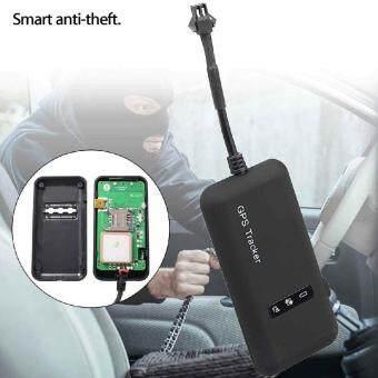 การส่งเสริม Qooiu GT02A 9-36VDC Real - Time GPS ติดตามรถ Locator