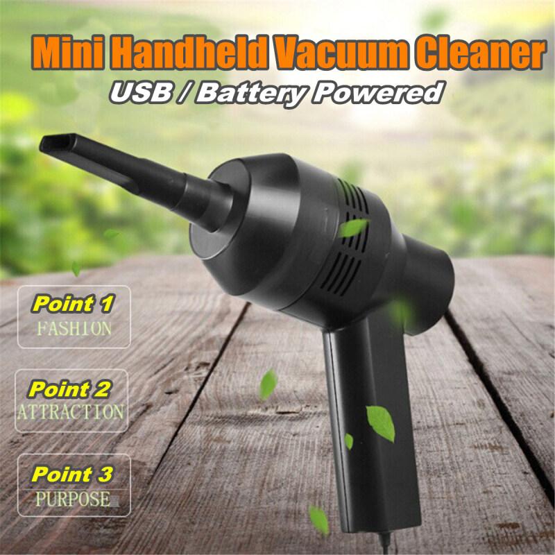 Mini Vacuum Cleaner Portable USB Computer Keyboard Brush Dust Handheld Clean s # USB