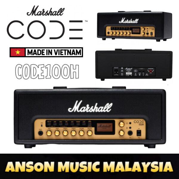 Marshall CODE100H Amplifier Head, 100W (CODE 100H)(CODE-100H) Malaysia