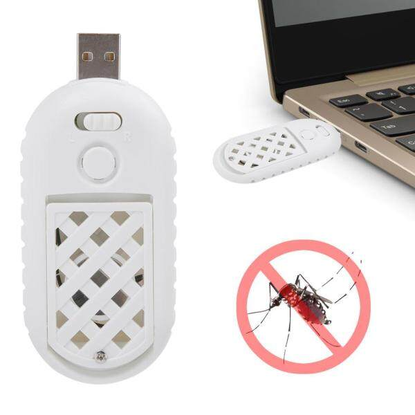 Clearance sale[salmopho+Ready Stock]Electrical USB Mosquito Repellent Ultrasonic Pest Repeller Killer Singapore