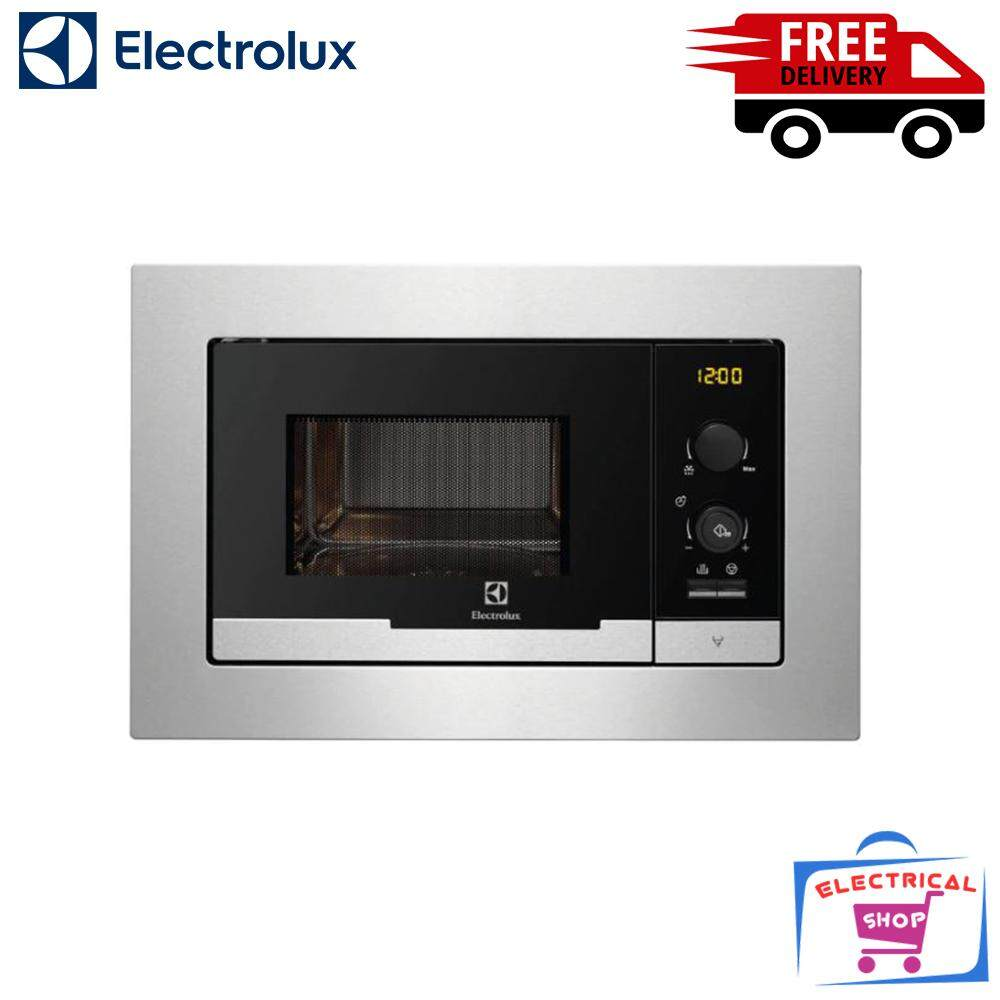 Electrolux 20l Built In Microwave Oven Ems2085x By Electrical Shop.