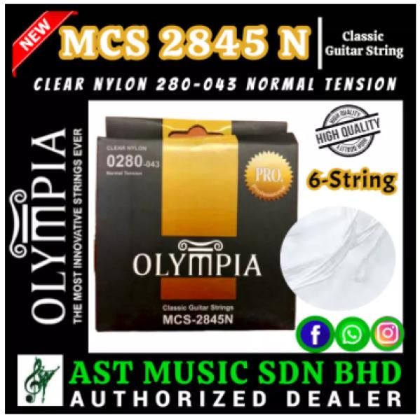 Olympia MCS2845 N Classic Guitar String / MCS-2845 / Mcs2845 Malaysia