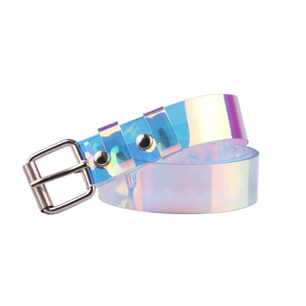 Giá bán ZadaMall Thời Trang Tiktok Bán!!!!!!!!! Thắt lưng PVC Nhựa Nhiều Màu Sắc Nữ Dây Quần Jean lửng Dây Chuyền Sinh Viên Quần Áo Quần Áo cho Vật Trang Trí Magic Khóa Xu Hướng Nguyên Tố