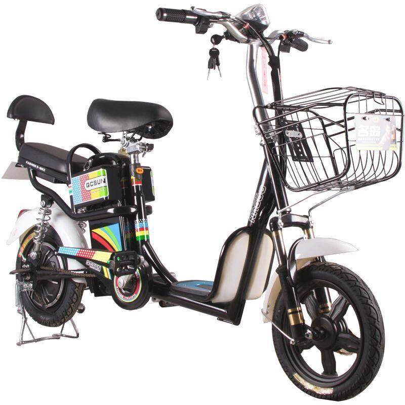 Md Electric Scooter 48v By Power Rider.