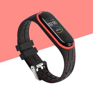 Silicone Thông Minh Watchband, Dành Cho Xiaomi Mi Band 5 Mi Band 3 4 Thể Thao Ban Nhạc Đồng Hồ Thay Thế Beacelet Vành Đai Dành Cho Mi Band 4 5 Wirst Dây Đeo thumbnail
